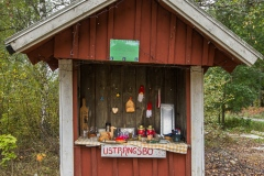 """""""Kiosken"""" vid Usträngsbo"""