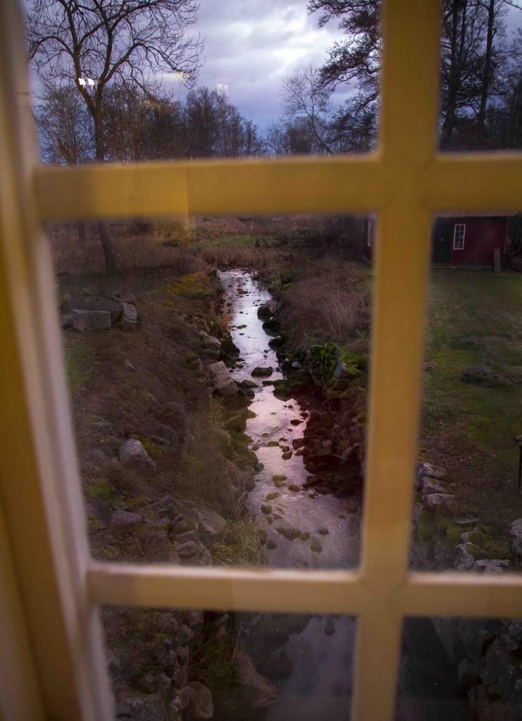 Galleri Nykvarn 3 Bäcken som glittrar