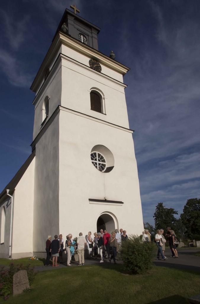 Agnes Rapp i Kyrkan 1