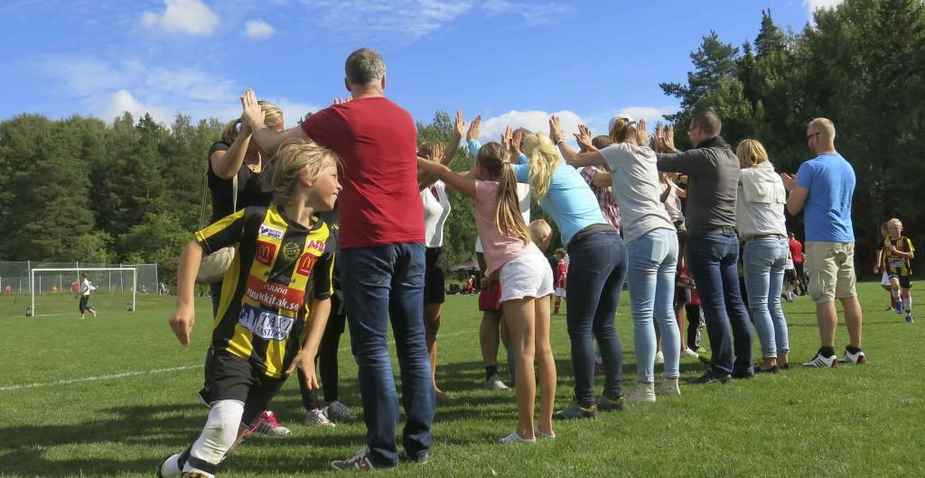 Fotbollens dag i Västerås 1