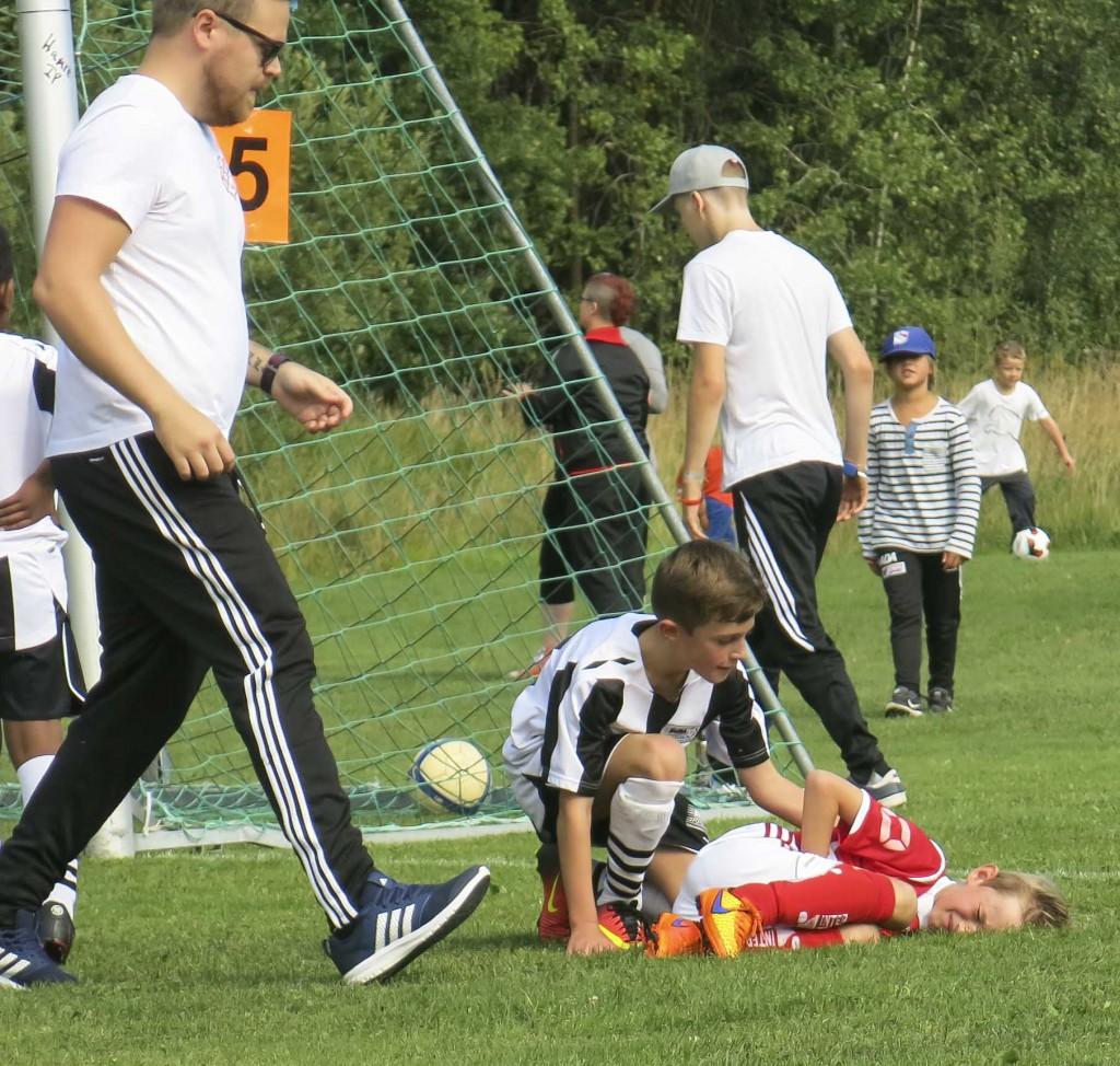Fotbollens dag i Västerås 5