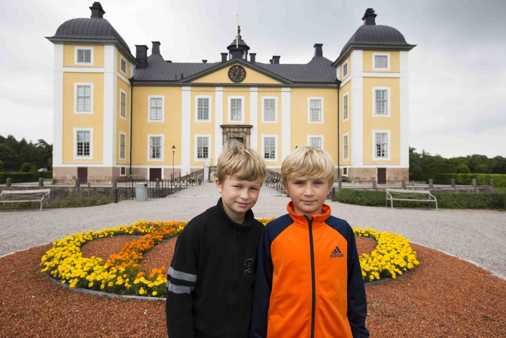 Strömsholms slott Guidning 1