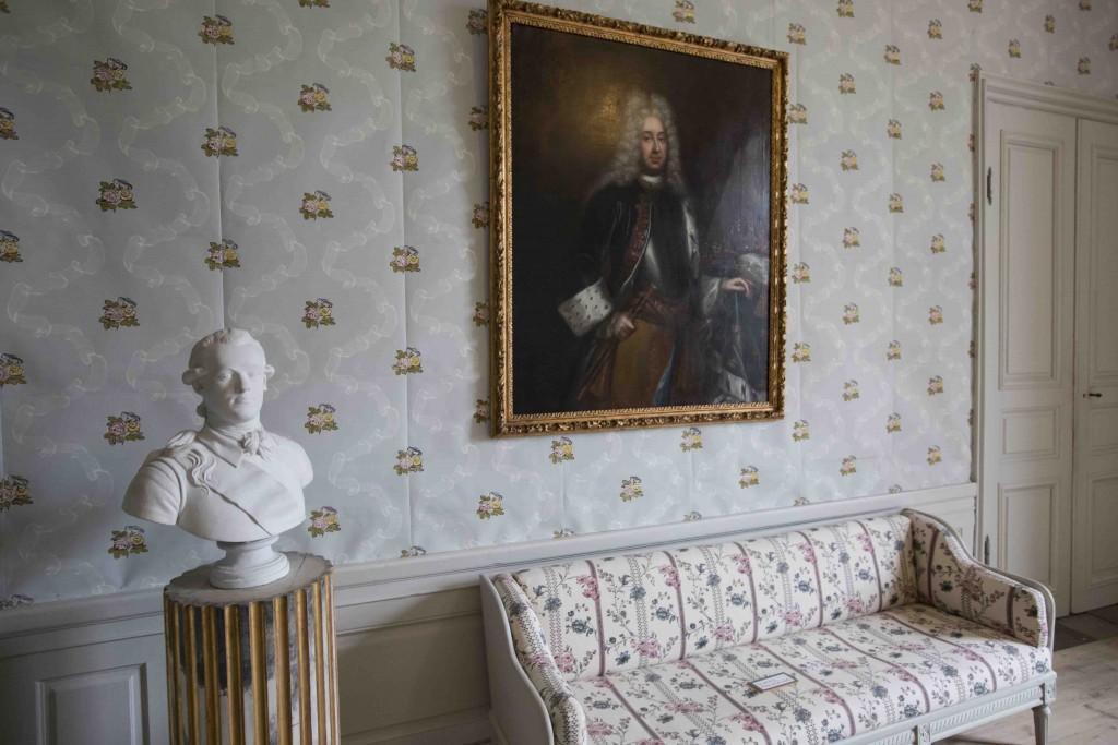 Strömsholms slott Guidning 2