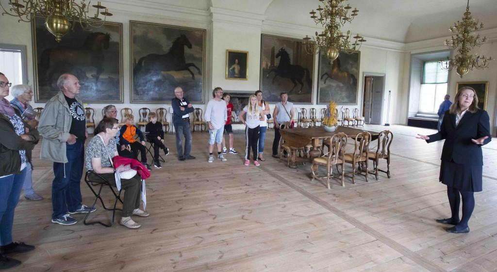 Strömsholms slott Guidning 3