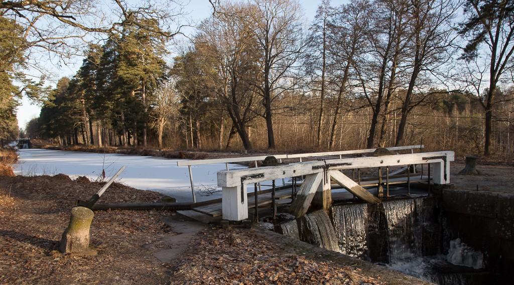 Strömsholms kanal Lustigkulla