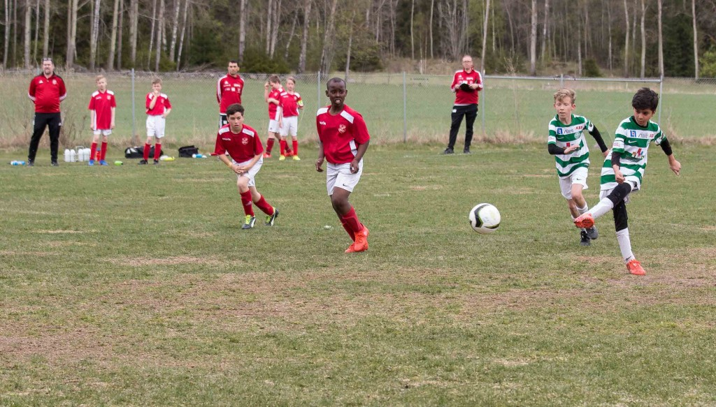 Fotboll William maj
