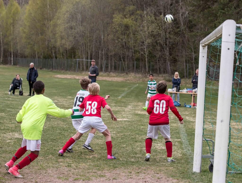 Fotboll William maj-2