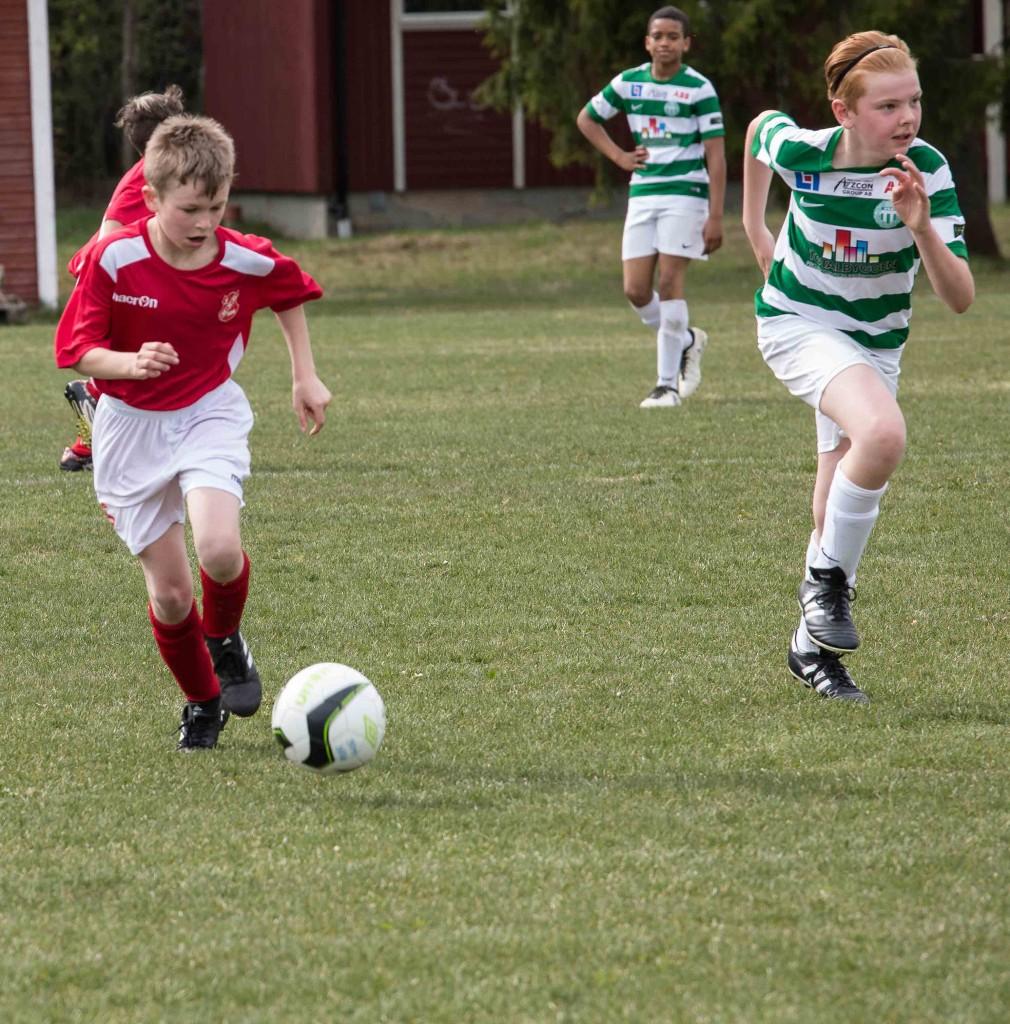 Fotboll William maj-3