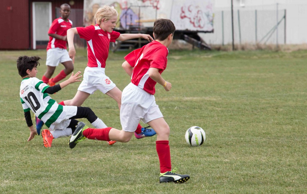 Fotboll William maj-4