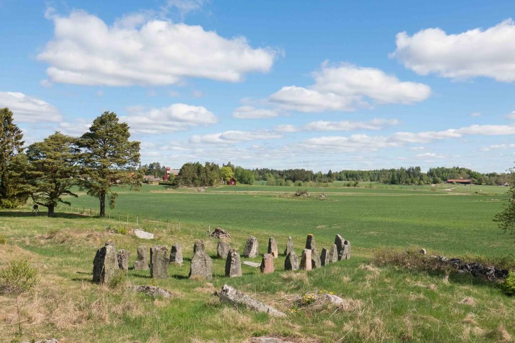 Promenad 26 maj Årby gravfält-3