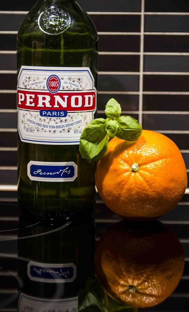 Fiskgryta Pernod