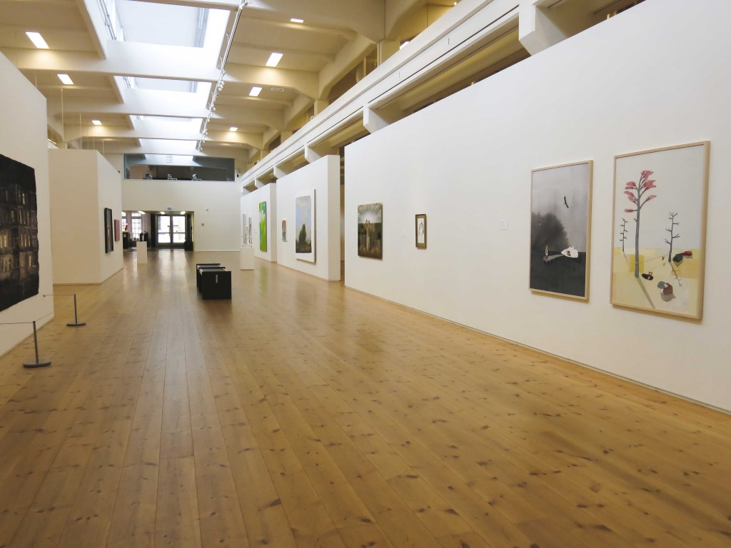 Eskilstuna Konstmuseum april 16 A