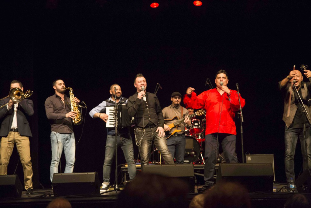 Mahala Rai Band i Köping 2