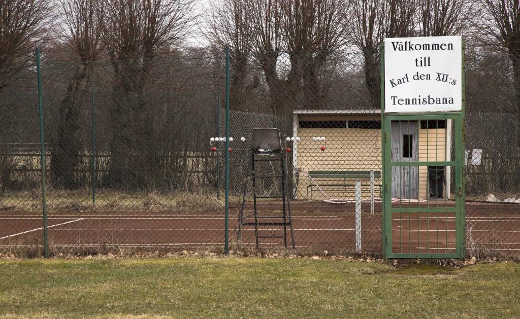 Strömsholm Tennisbanan