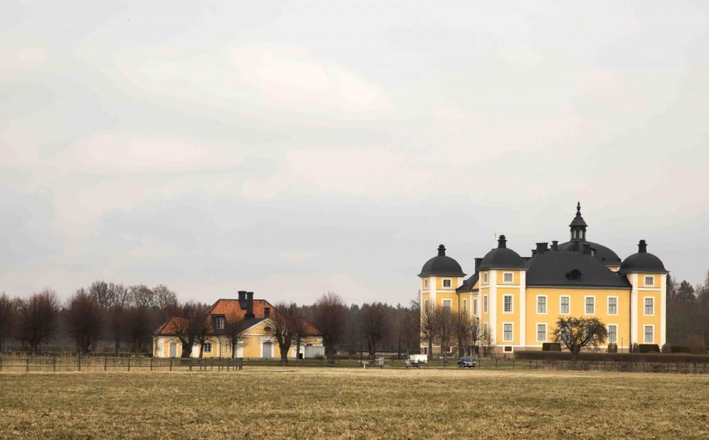 Strömsholms slott 6 april 2016