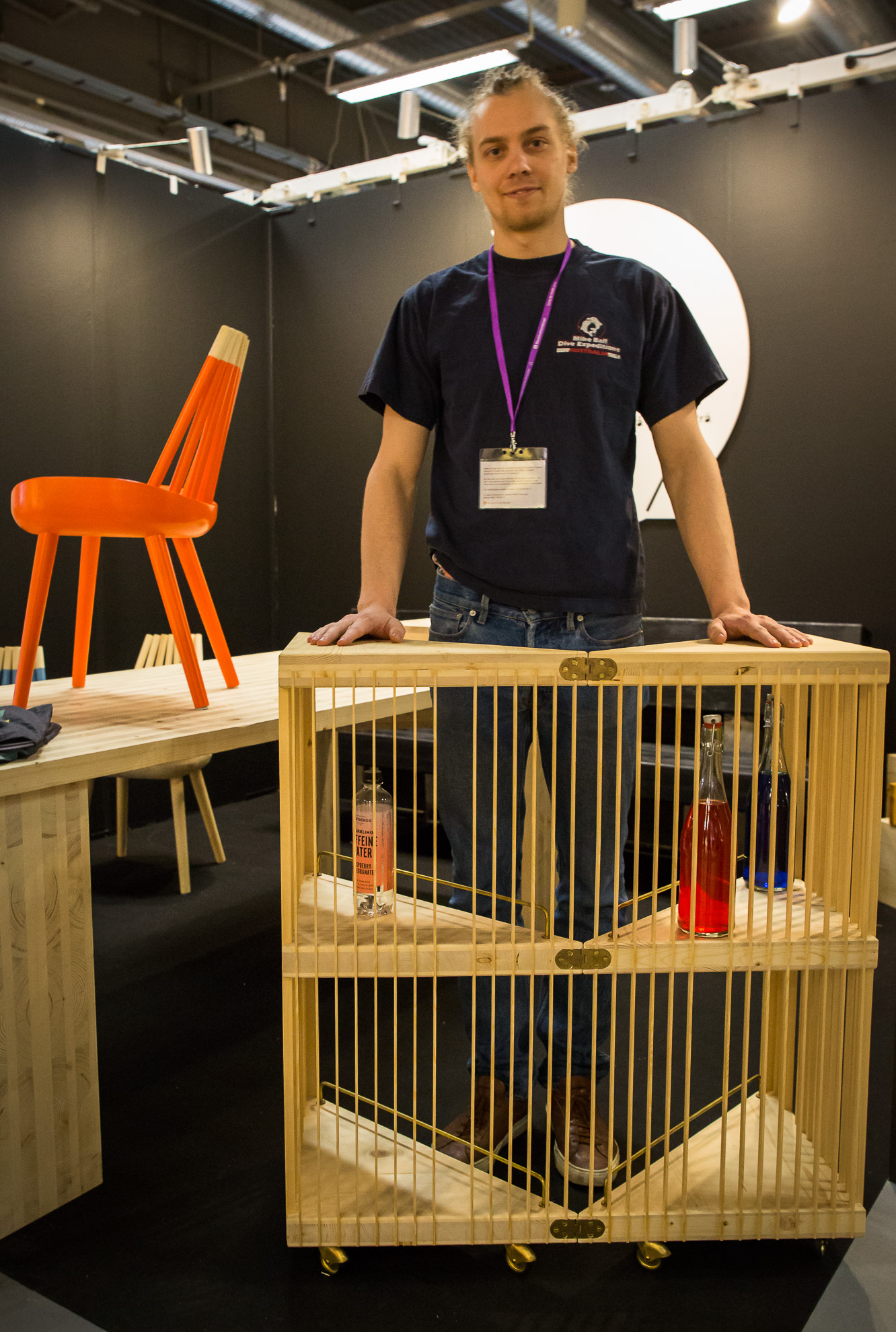 Grythyttan 2010 at Stockholm Furnitue Fair